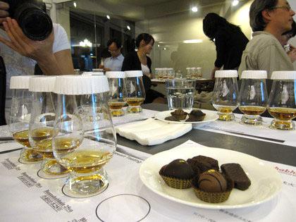 2009.08.21 品酒活動-艾雷島威士忌與巧克力的美味火花