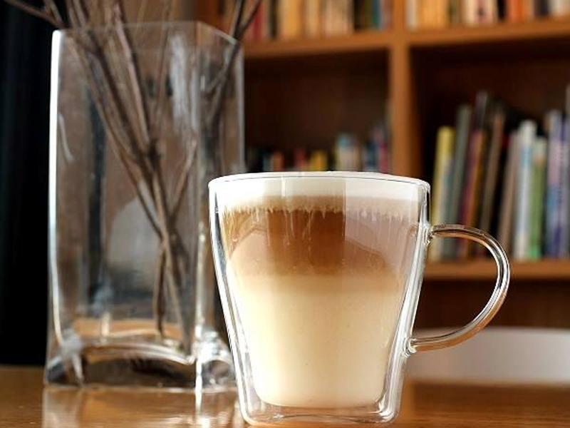 2017.11.10 ∼ 11.14 進化,豆香拿鐵咖啡