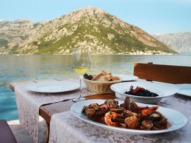 亞得里亞東,海的狂歡宴