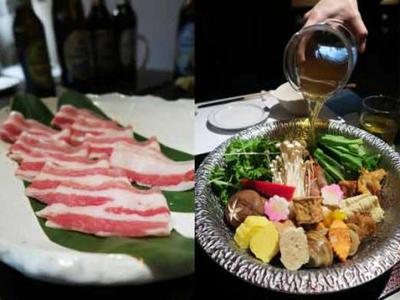 2015.12.19 濱之屋烏龍麵鍋物料理