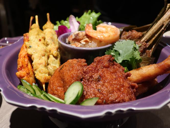 2018.01.02 NARA Thai Cuisine (台北忠孝店)