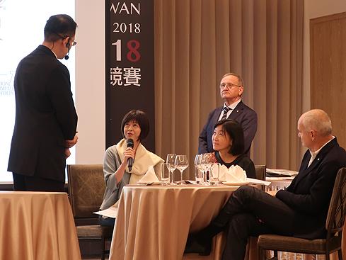 「ASPI 最佳義大利酒侍酒師比賽 ─ 世界巡迴台灣站」決賽評審後記