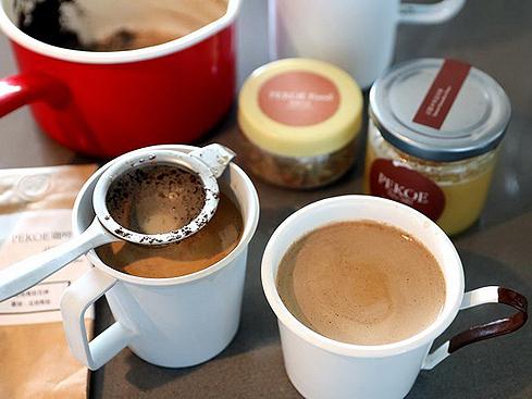 2018.05.18~05.20 芬芳溫暖,鍋煮印度香料咖啡