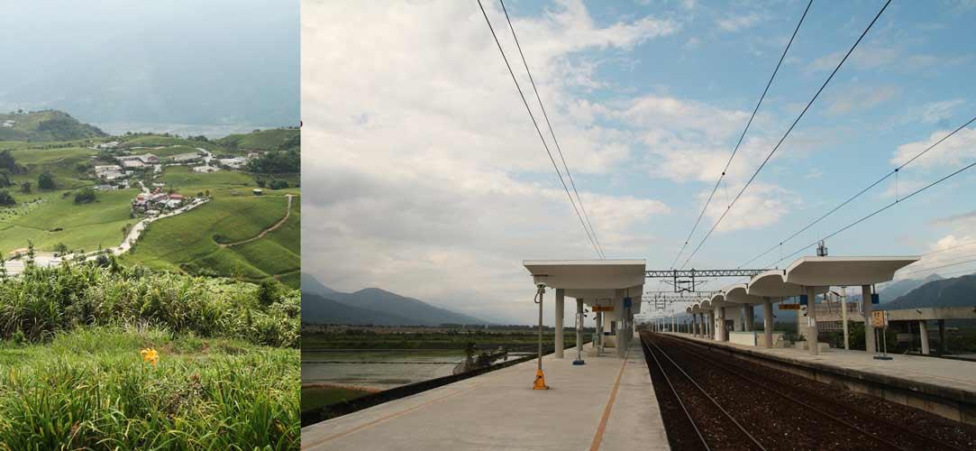 2015.07.24 花蓮 六十石山&東里車站