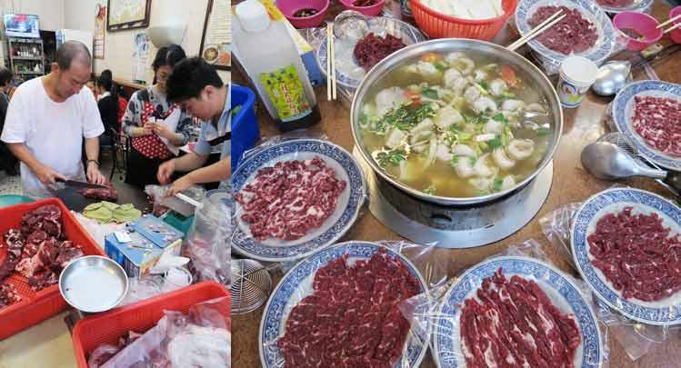 2016.02.09 台南 阿裕牛肉涮涮鍋
