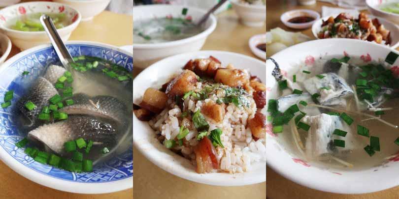2017.04.22 台南 阿和肉燥飯