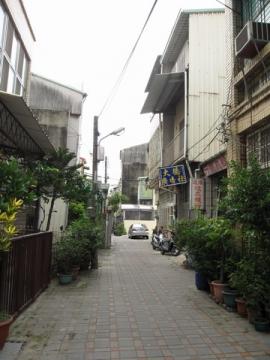 2009.08.23 台南 保安路巷內風景