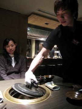 2009.11.21 壺同燒肉夜食