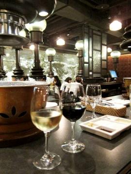 2011.07.09 紅酒乾杯 燒肉小酒館