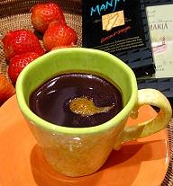 微醺果香熱巧克力 (2004.02.10)