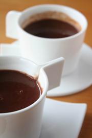 印度茶香熱巧克力