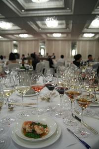 當中菜,遇上葡萄酒