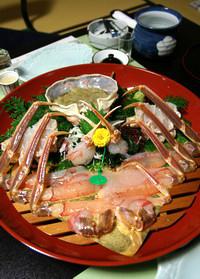 京都丹後•間人蟹宴(上)