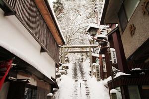 覆雪如畫•旅邸 諧暢樓(上)