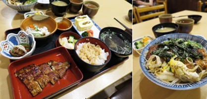 2014.05.13 鰻料理 京都屋