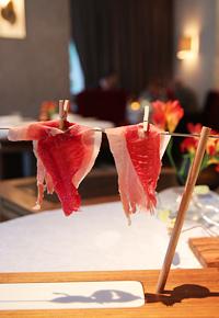一點感發,在維也納Steirereck餐廳
