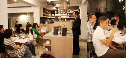 2014.07.25 PEKOE 品酒活動-奧地利RIEDEL專業品杯會