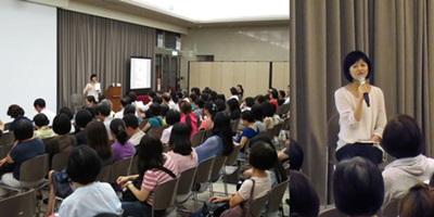 2014.08.22 「飲食的享樂旅程」講座