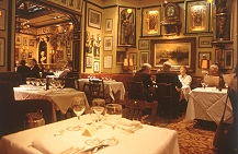 倫敦的英國傳統滋味 (2003.01.03)