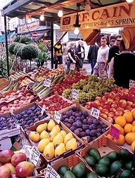 倫敦Portobello市集旅行 (2004.04.13)