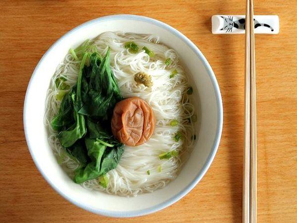 2017.11.02 ∼ 11.07 極簡美味,溫湯素麵