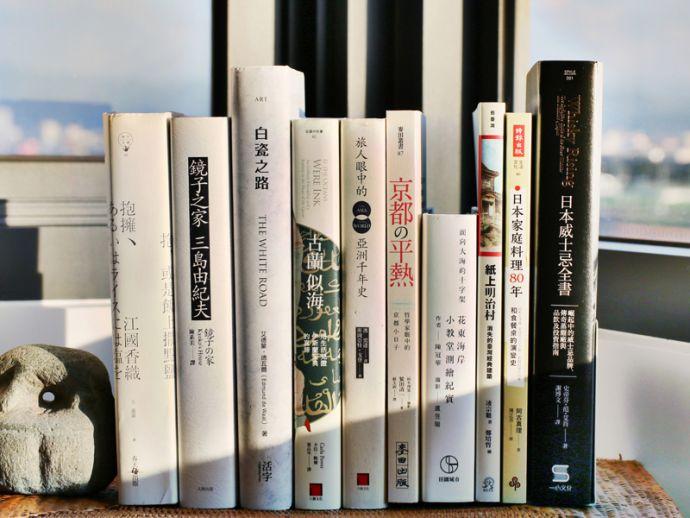 2017,感動我的十本書
