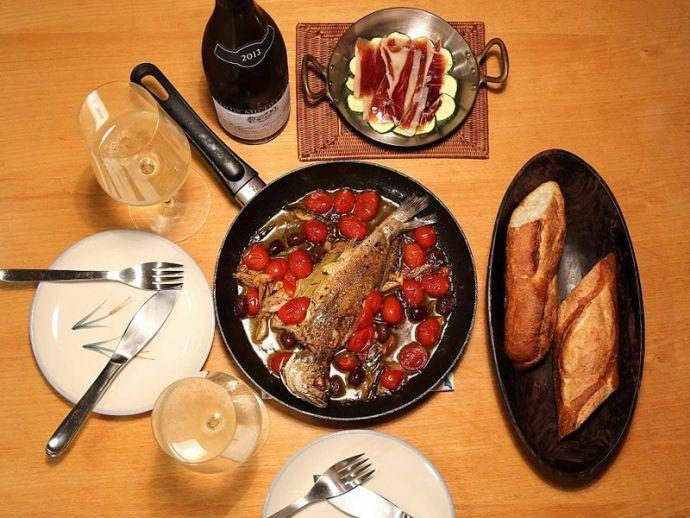 2017.10.15 ∼ 10.23 台洋皆美味,滷煮魚料理