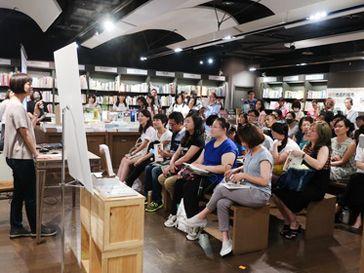 2017.07.29 & 08.27 《紅茶經》台中&台南新書分享會