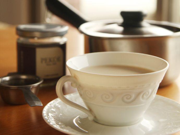 完整公開!我的鍋煮奶茶
