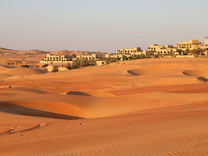 阿拉伯沙漠•魔幻極境之旅(上)