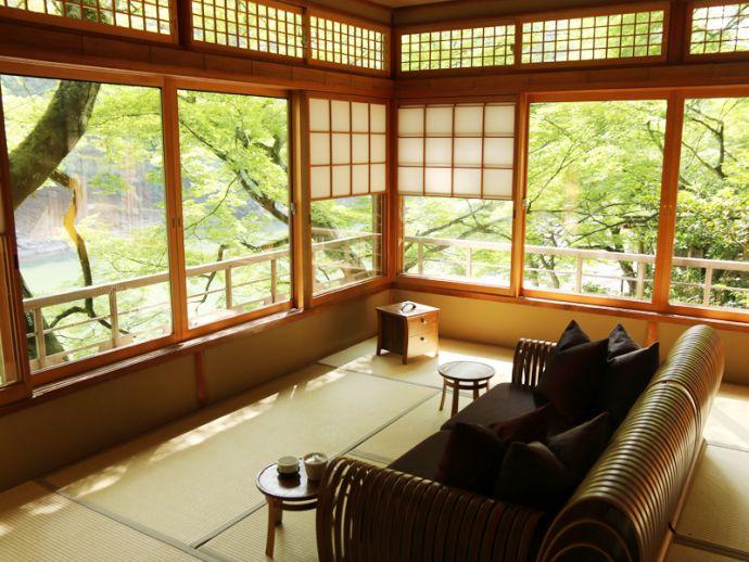 陶然之夏,星のや京都(上)