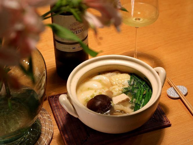 2017.09.21 ∼ 10.02 自煮獨食鍋料理