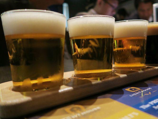 2015.12.15 Lighthouse Beer Bistro