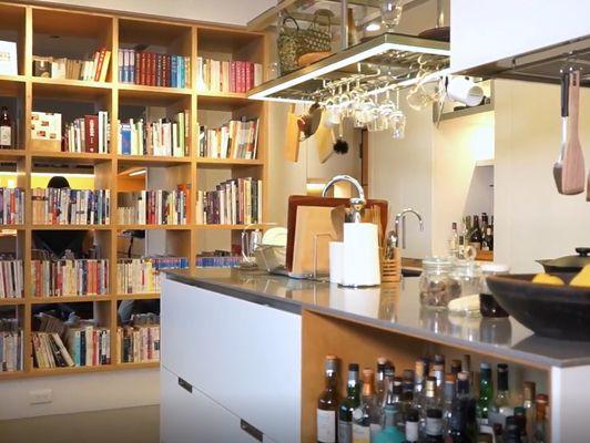 【訪談】葉怡蘭私宅|SANTOS廚具設計