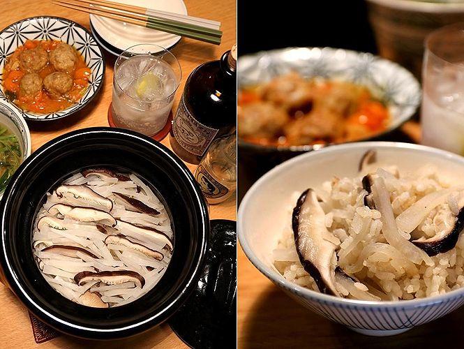 2018.03.24 ~ 03.28 清芬甘雅,鮮蔬炊飯