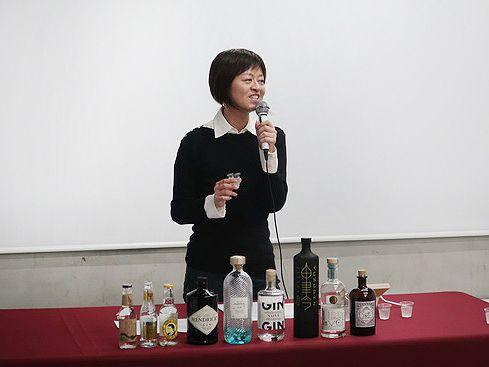 2018.04.15 「我的 Gin & Tonic 食桌」講堂