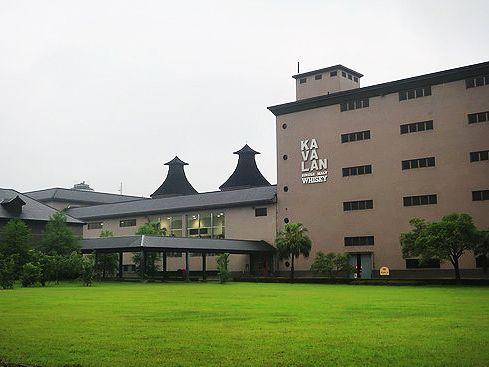 2018.04.27 宜蘭員山 KAVALAN 噶瑪蘭威士忌酒廠
