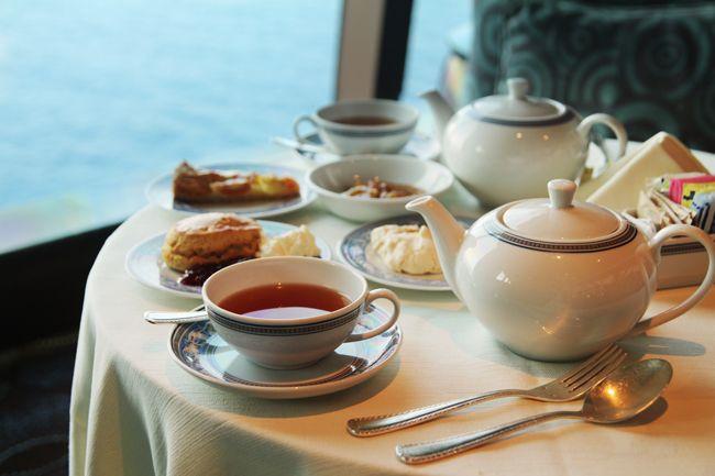 說說茶點:悠然閒情下午茶