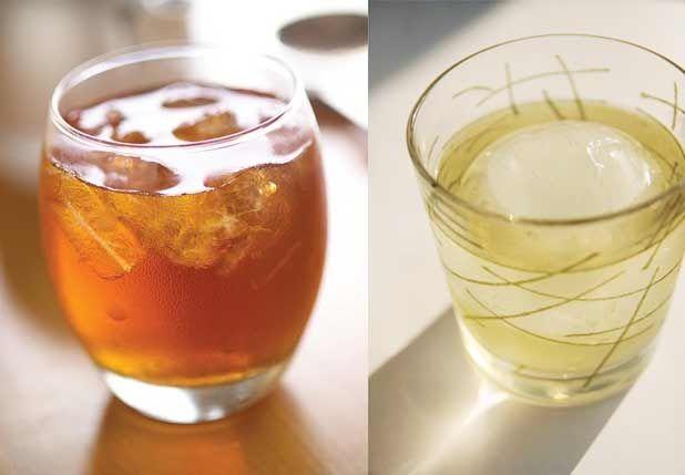 炎夏,來杯冰茶