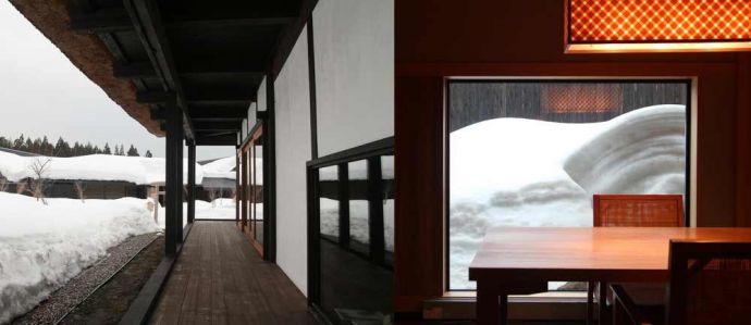 雪裡春來,角館山莊 侘櫻(上)
