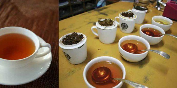 色、香與味:紅茶的品飲