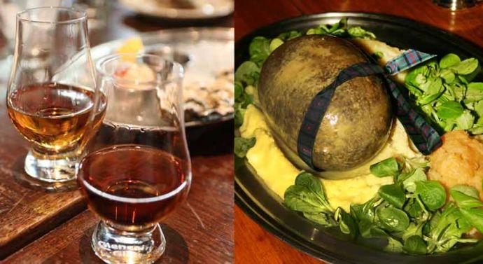 西菜與威士忌,究竟搭不搭?