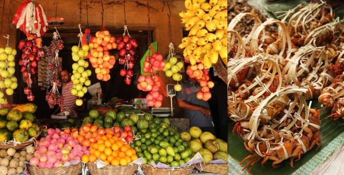 關於菜市場的一些想像