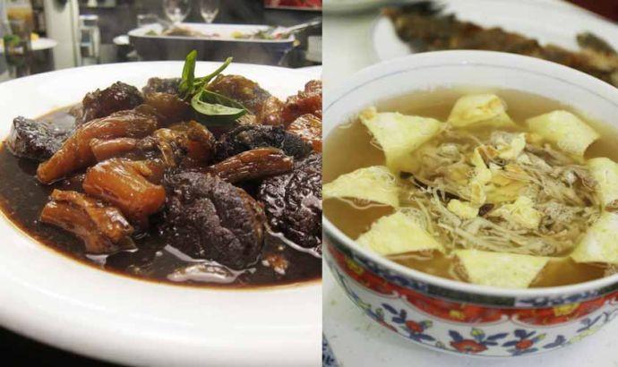 家廚菜 vs. 餐廳菜