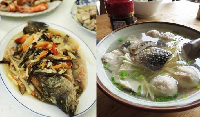 國宴裡的台灣味