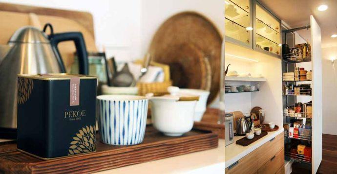 時間、與空間:紅茶的保存