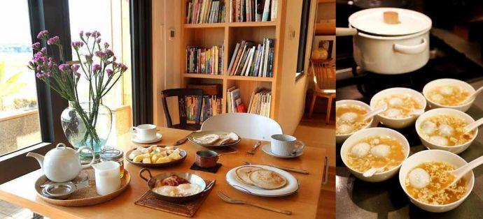 2017.01.01 ∼ 01.08 新年新希望,悠然早午餐