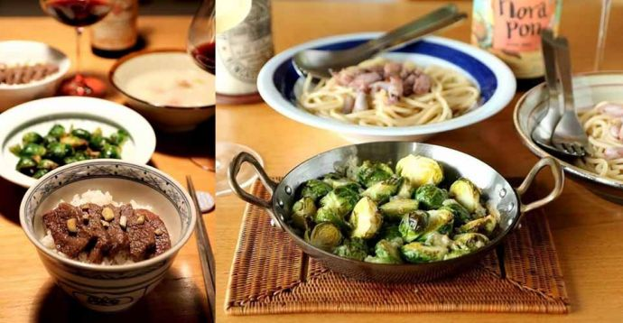 2017.02.18 ∼ 02.25 牛肉與醬油最搭!