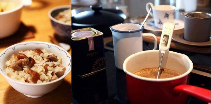 2017.04.04 ∼ 04.08 二合為一,鍋煮咖啡奶茶