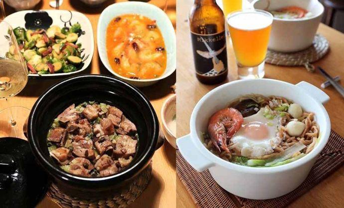 2017.04.26 ∼ 05.02 三地混融,豉汁排骨菜飯